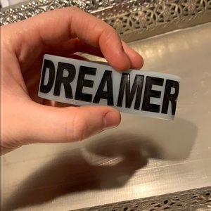 DREAMER Jac Vanek LIMITED EDITION bracelet